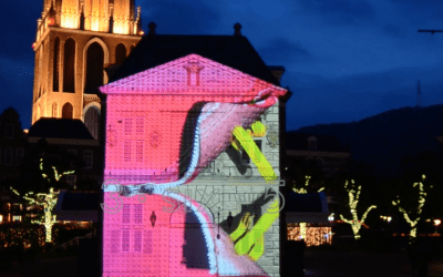 Huis Ten Bosch 3D Projection Mapping