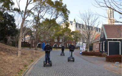 Huis Ten Bosch – Making Of